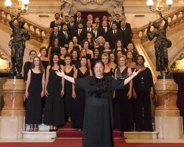Theatro Municipal recebe concerto em homenagem aos 110 anos da imigração