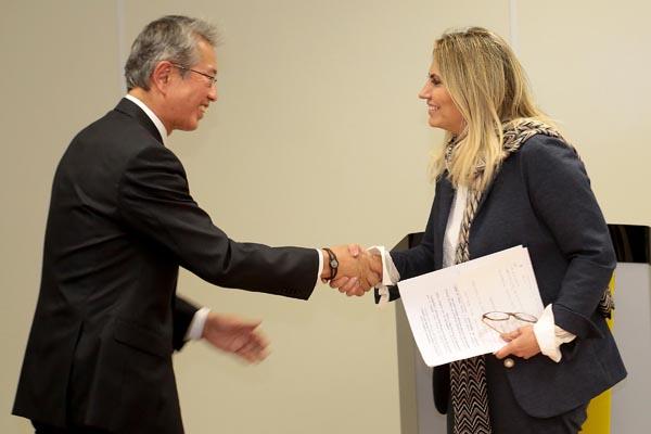 Multinacional japonesa anuncia investimento de mais de R$ 150 milhões no Paraná