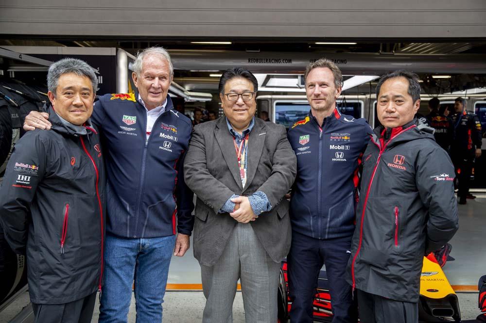 Parceria entre Honda e Red Bull na F-1 segue produtiva e harmoniosa