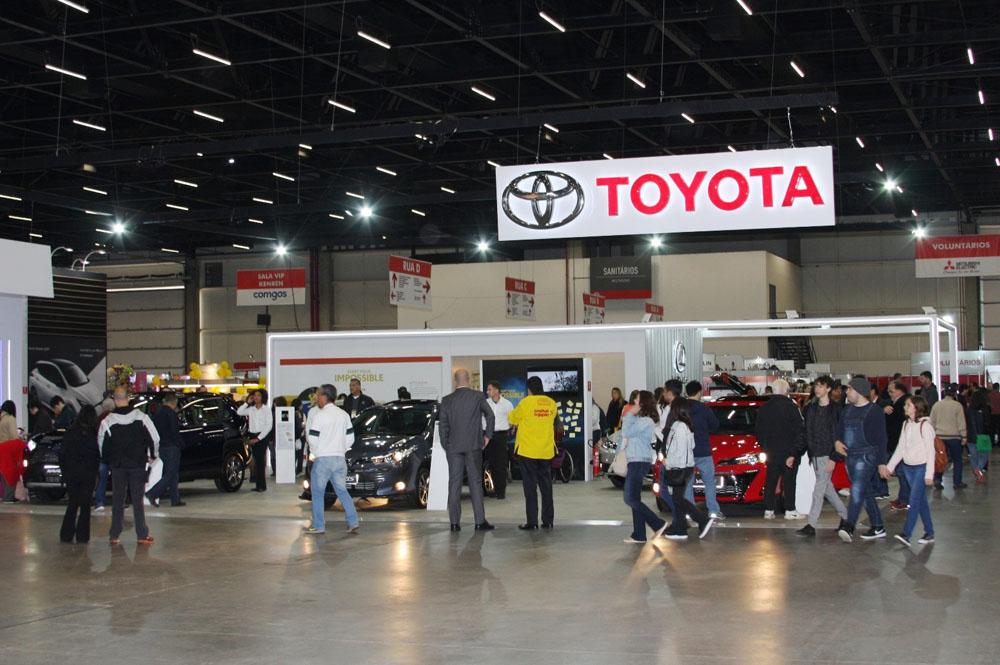 Toyota leva Arte e Sustentabilidade para o 22º Festival do Japão